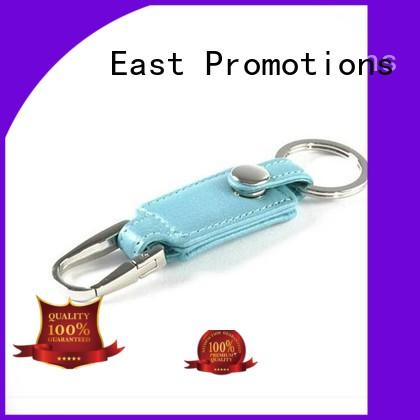 East Promotions newly buy leather keychains online metal for souvenirs of school anniversary