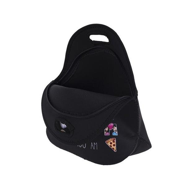 Custom Promotional Fitness Neoprene Insulated Picnic Thermal Lunch Cooler Bag