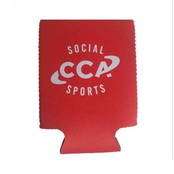 Promotional Beer Drink Neoprene Bottle Holder Can Cooler