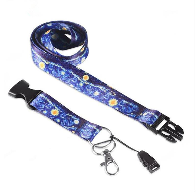 Heat Transfer Sublimation Lanyard for Wholesale