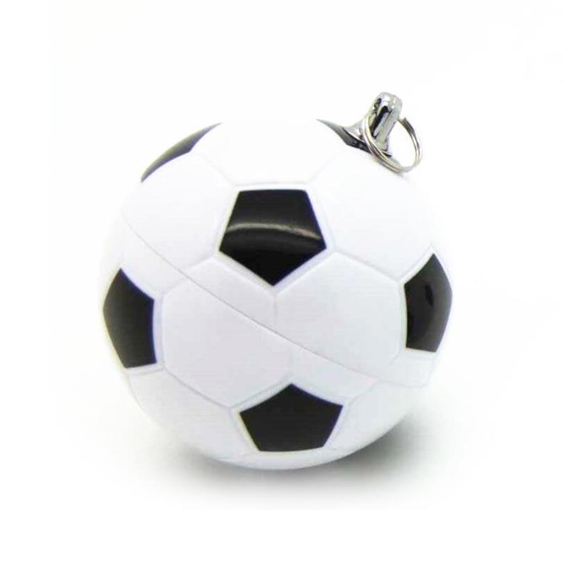 Soccer Shape Football Design USB Flash Drive