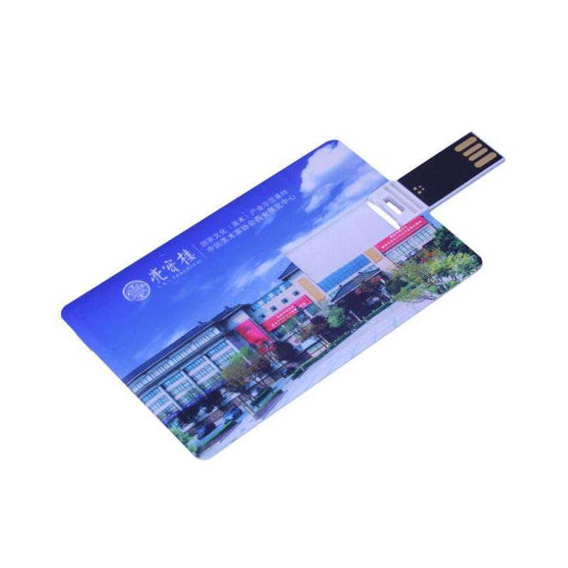 Business Credit Card USB Flash Drive ,drive Memory Stick 8GB