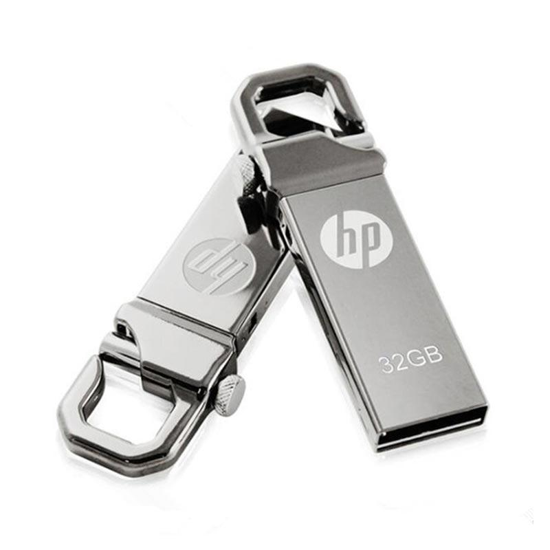 Promotional Metal USB Flash Drive with Customized Logo