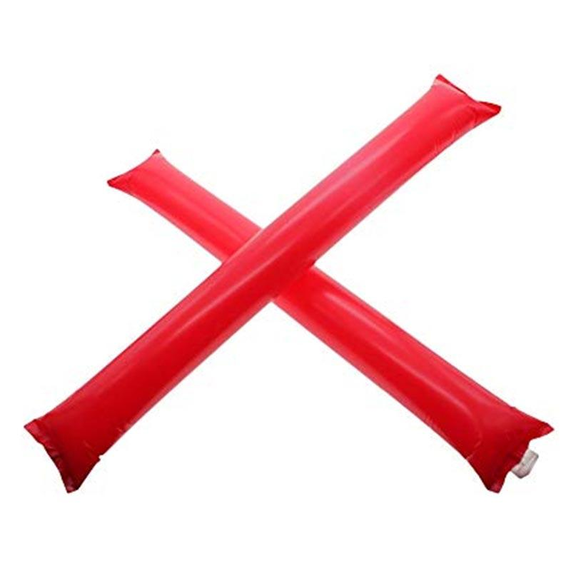 Custom Design Promotional Inflatable Bang bang Cheering Stick