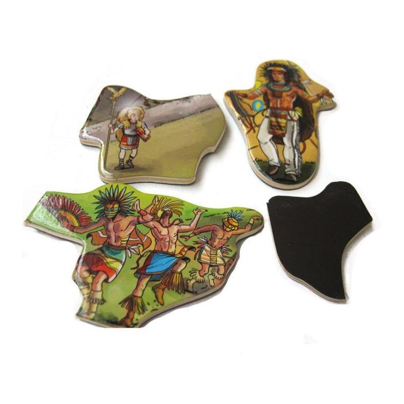 Custom Shape Fridge Magnet for Decoration Promotional Gift