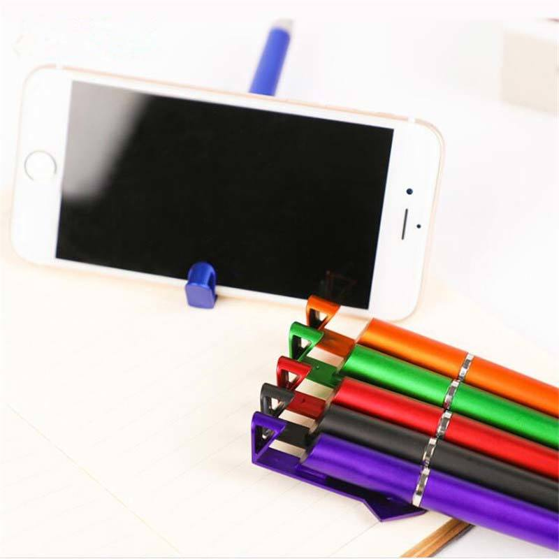 Touch Screen Ballpoint Pen with phone holder