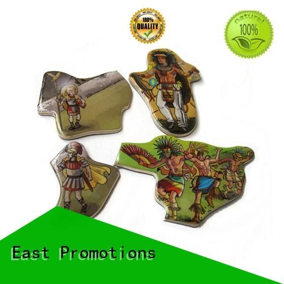 cartoon fridge magnet shape for decoration East Promotions