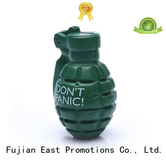 East Promotions eco-friendly custom stress relief balls promotion for children