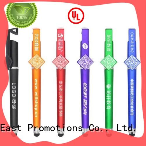 East Promotions best value promotional ball pens from China for sale
