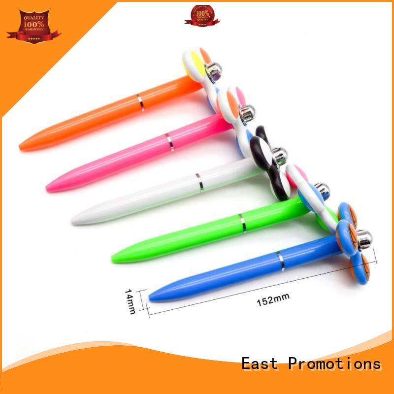 East Promotions custom plastic pens factory direct supply for sale