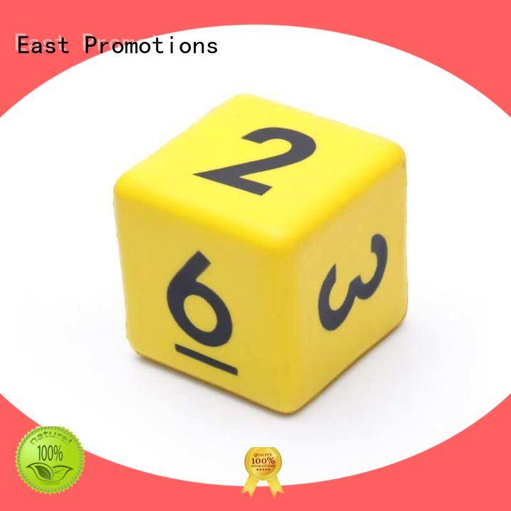 East Promotions professional stress head toy factory for children