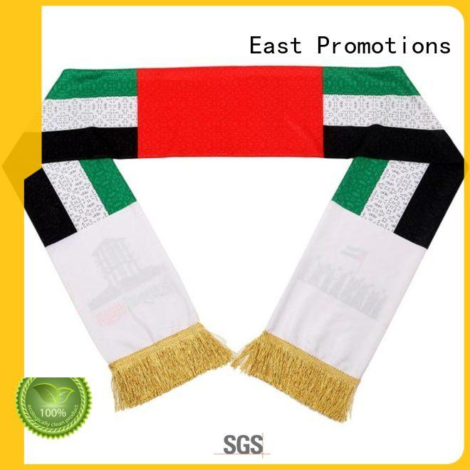 East Promotions new sports scarf wholesale bulk buy