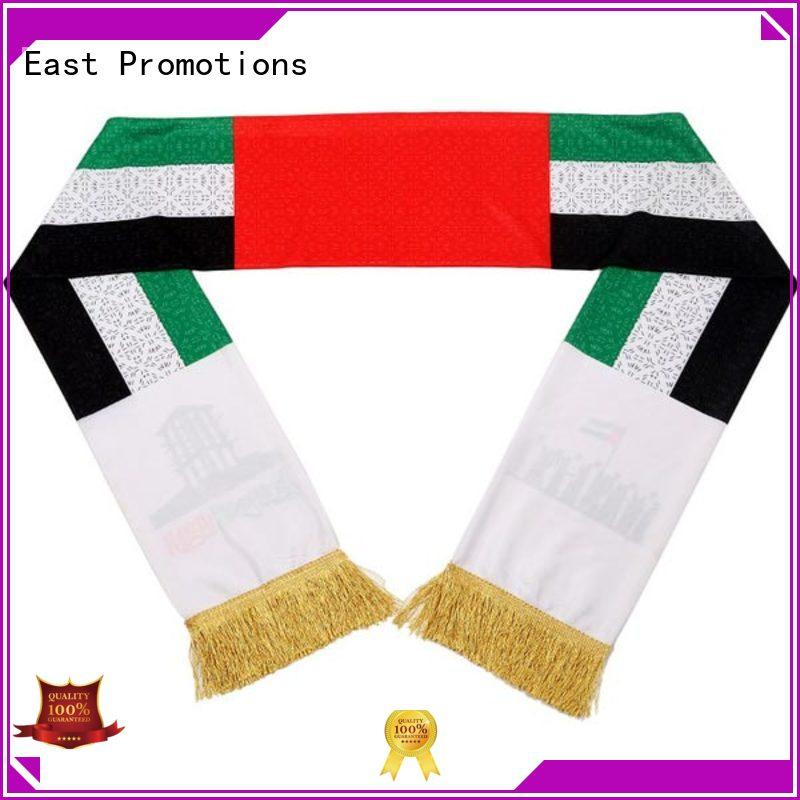 champions league scarf football team scarves knitted for football match East Promotions