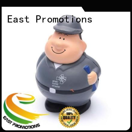 East Promotions eco-friendly ball bag stress reliever for-sale for shopping mall