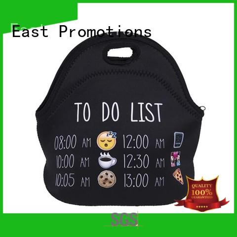 East Promotions lunch carry bag series bulk production