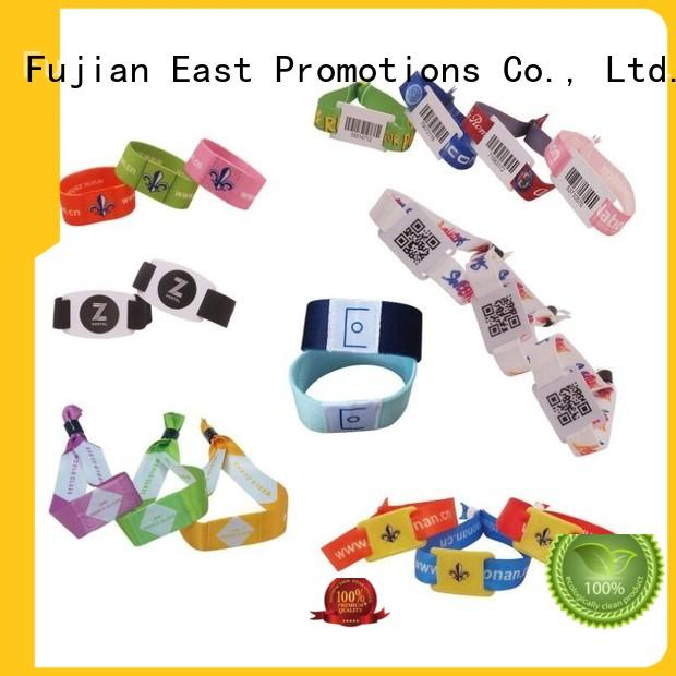 top cloth concert wristbands manufacturer bulk production