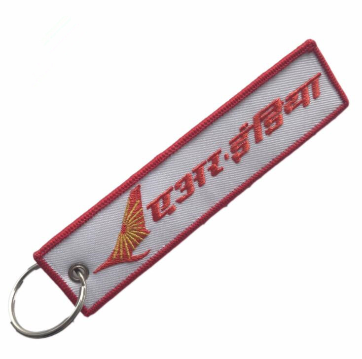 East Promotions factory price embroidered keychain company bulk production-2
