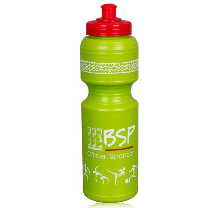 Bicycle Parts PE Bike Water Bottle for Outdoor Sports