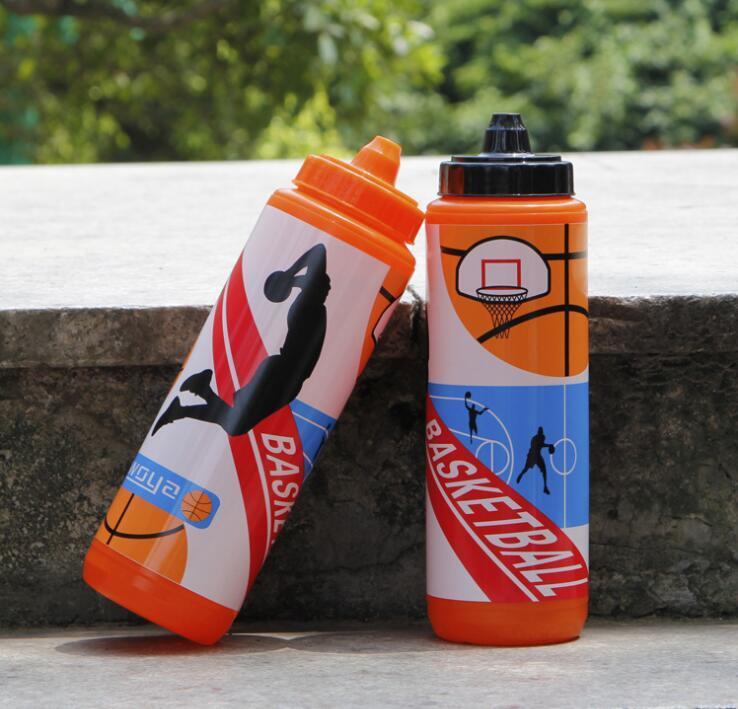Squeeze PE Plastic Sport Water Bottle Travel Sport Bottle Bicycle Sports Bottle