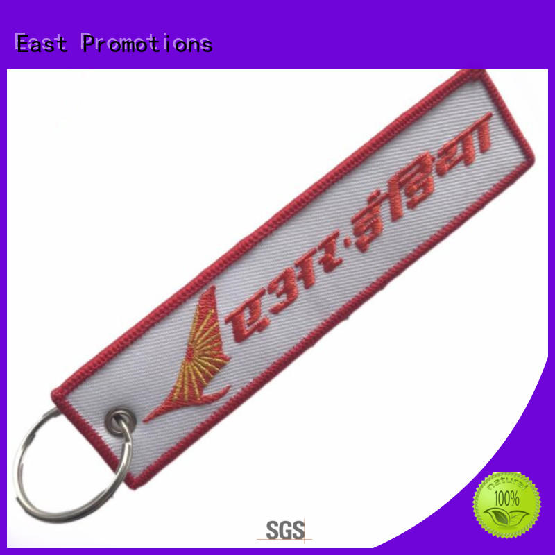Custom Fabric Patch Remove Before Flight Embroidery Key Chain