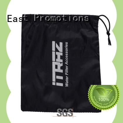 East Promotions lightweight drawstring backpack with good price for sale