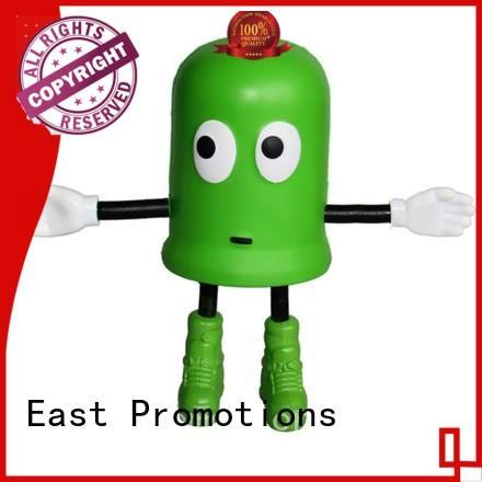 East Promotions model ball anti stress manufacturer for children