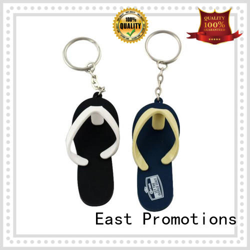 East Promotions pvc key holder with good price for gift