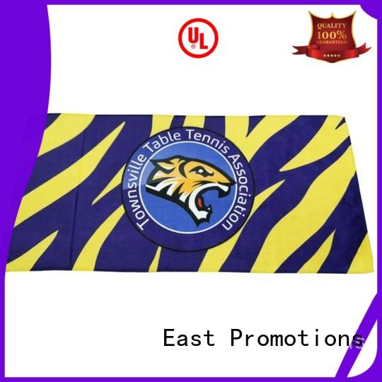 East Promotions moisture-proof personalised towels from wholesale for cleaning