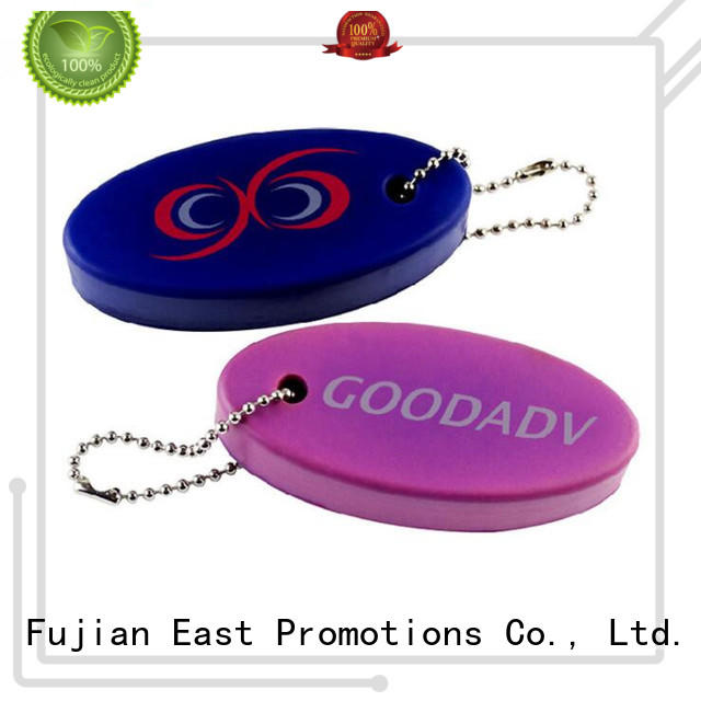East Promotions promo keychains factory for key
