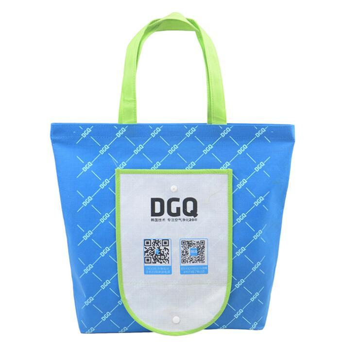 China Custom eco-Friendly Foldable Non Woven Bag