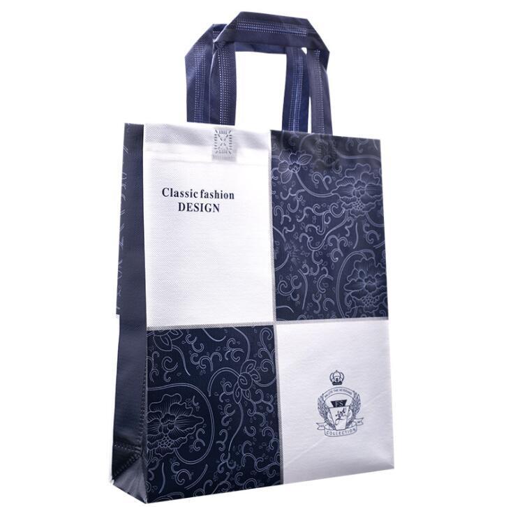 Wholesale Custom Non Woven Fabric shopping bag