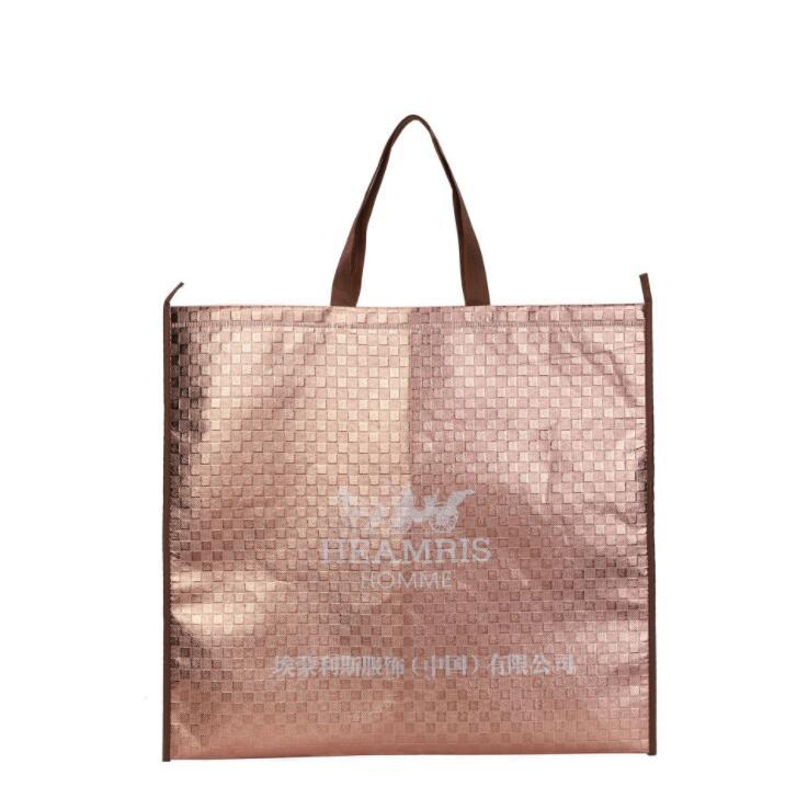 Promotional PP Laminated Non Woven Flat Bag