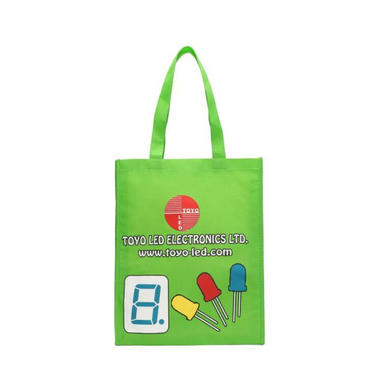 Eco Friendly  Non Woven Gift Shopping Tote Bag for Promotion