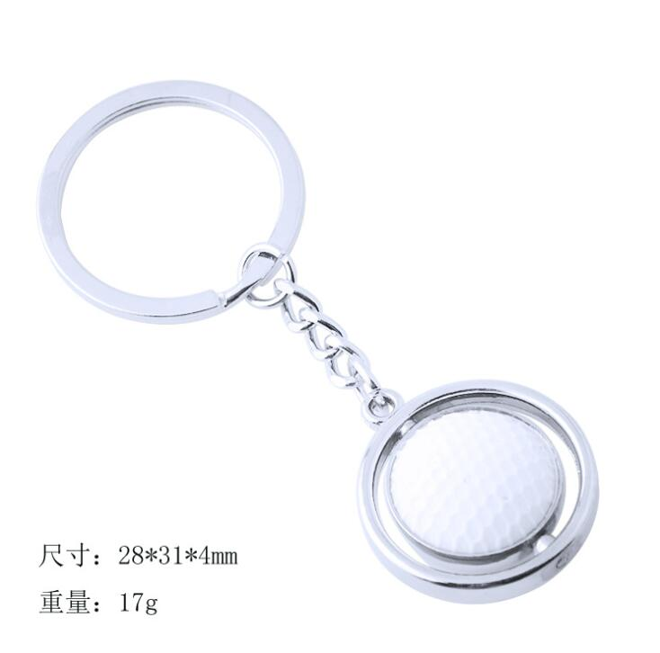 latest promotional metal keyrings wholesale for decoration-1