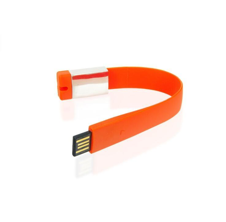 USB Flash Disk / Flash Drive Silicon Rubber keyring