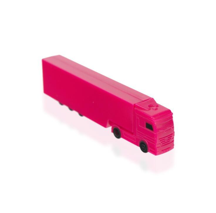 Plastic Truck Shape USB Flash Drive USB Stick