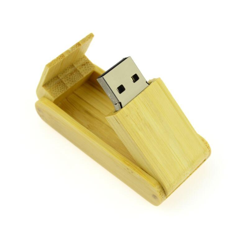 Wholesale Price Wooden Bamboo USB Flash Drive