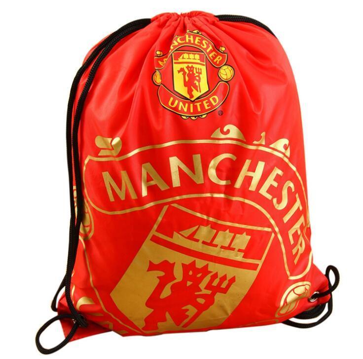 Advertising Promotional Polyester Nylon Sports Gym Drawstring Backpack Drawstring Bag