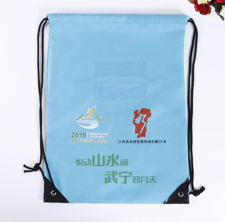 cost-effective drawstring bag with zipper best supplier for school-2