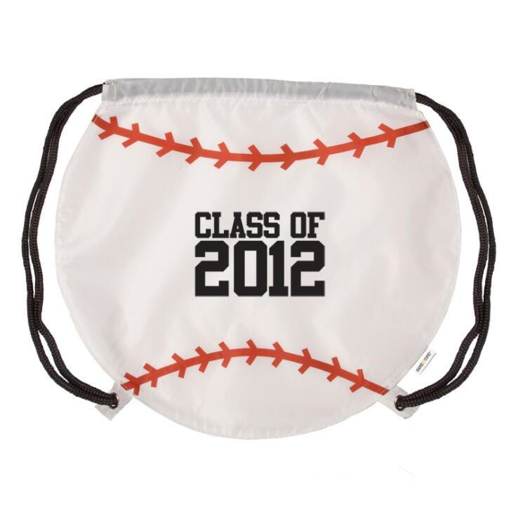 Customized Fashion Ball Shape Drawstring Sport Bag