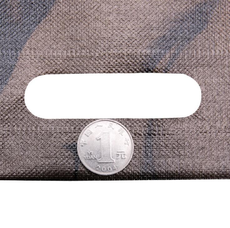 Eco-Friendly Non Woven Flat Shopping Handbags Tote Bags
