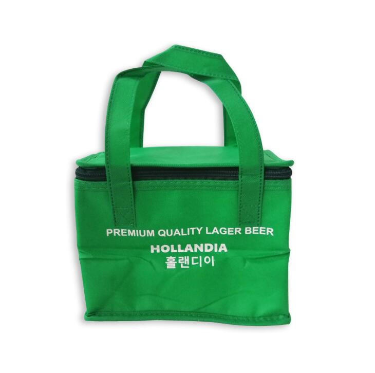High Quality Factory Price Non Woven Aluminum Foil Lunch Cooler Bag