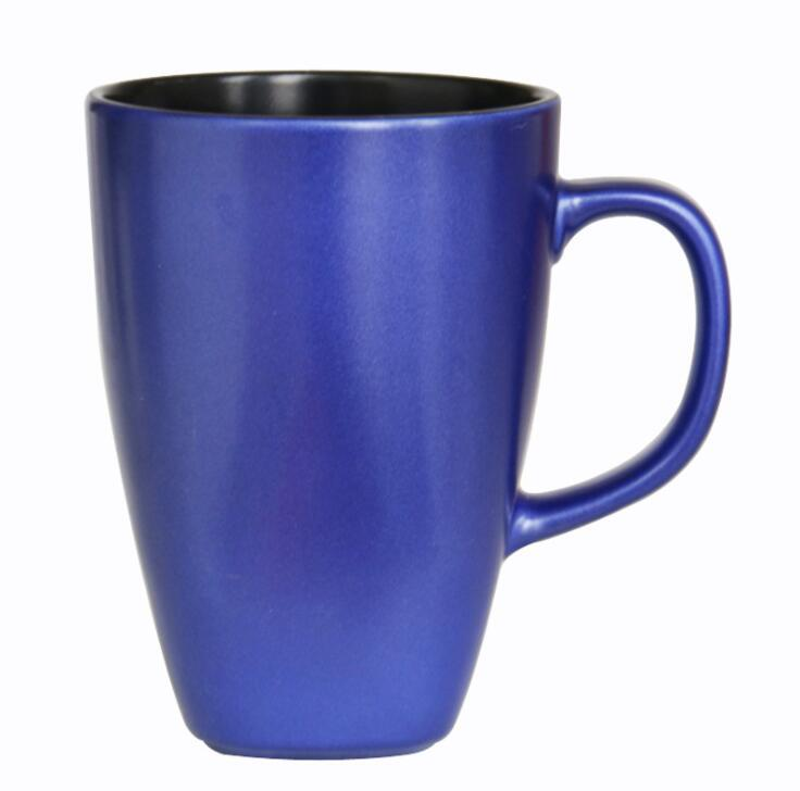 Wholesale Colorful Ceramic Sublimation Mug With Handle