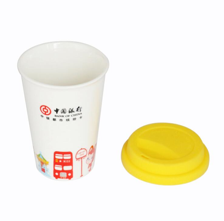 top quality personalised ceramic travel mugs from China for milk-1