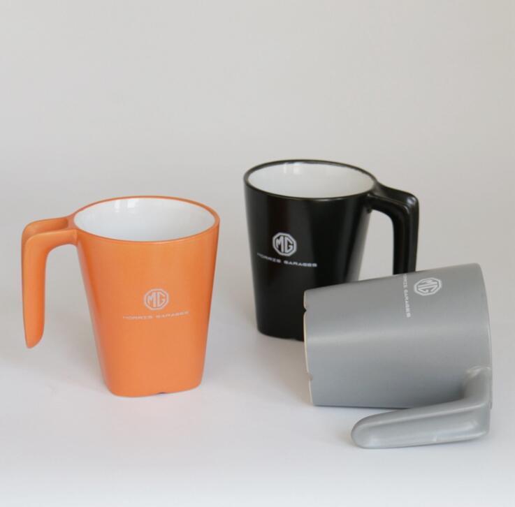 Low Price Coutom Ceramic Glazed Mug with Handle