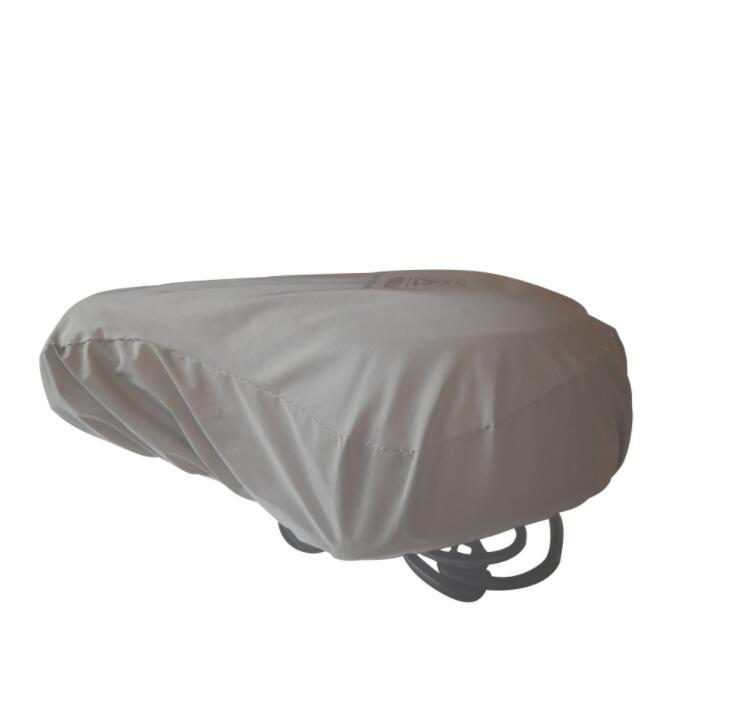 Custom Waterproof Foldable Bike Seat Saddle Cover for Promotion