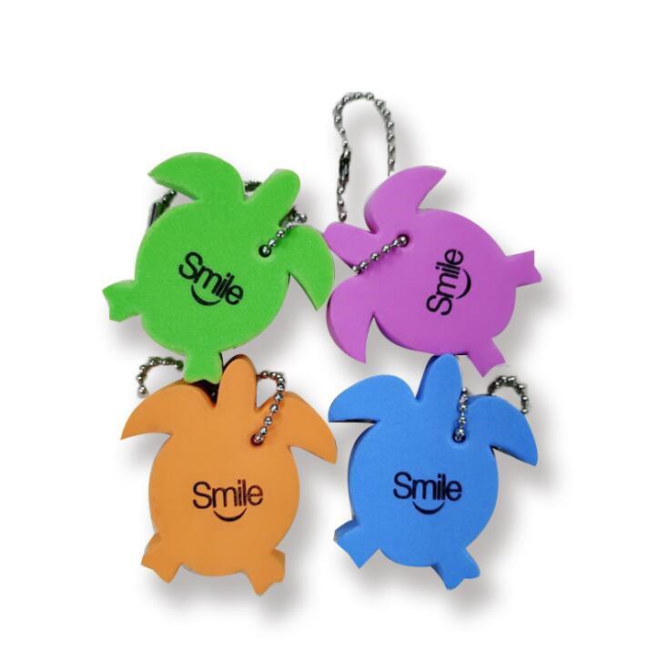 Customized Logo EVA Floating Keychain for Promotion Gift