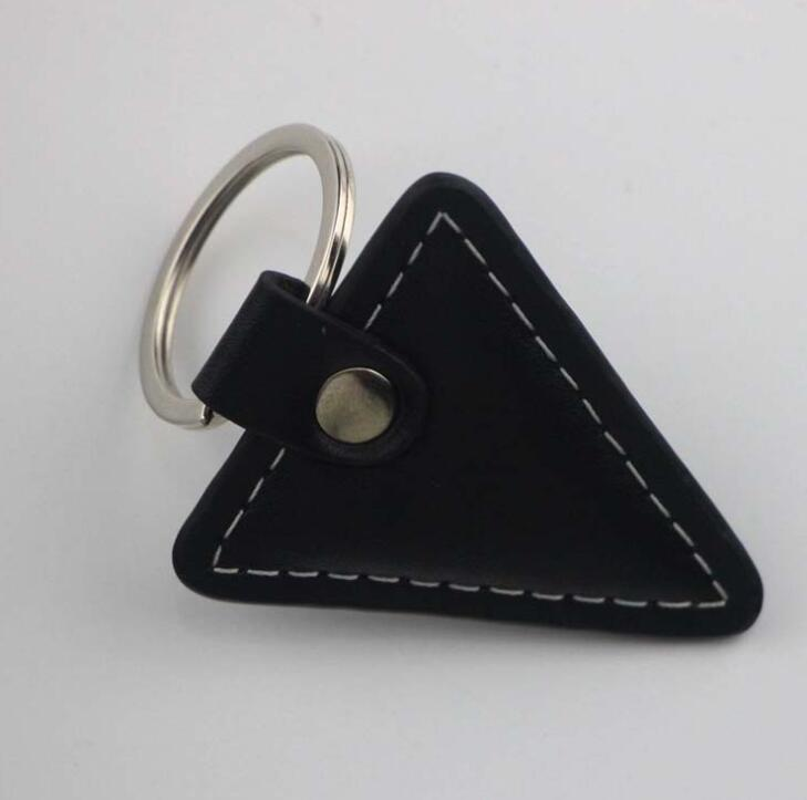East Promotions worldwide leather ring keychain series for sale-1