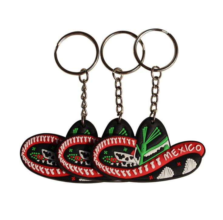 East Promotions custom rubber keyrings suppliers for sale-2