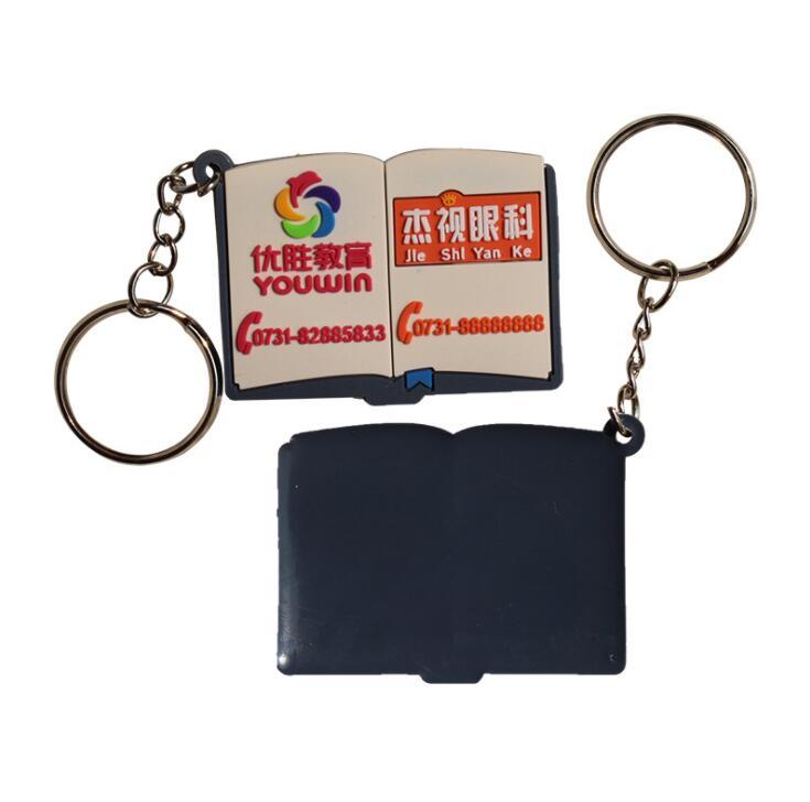East Promotions soft pvc custom keyrings manufacturer for decoration-2